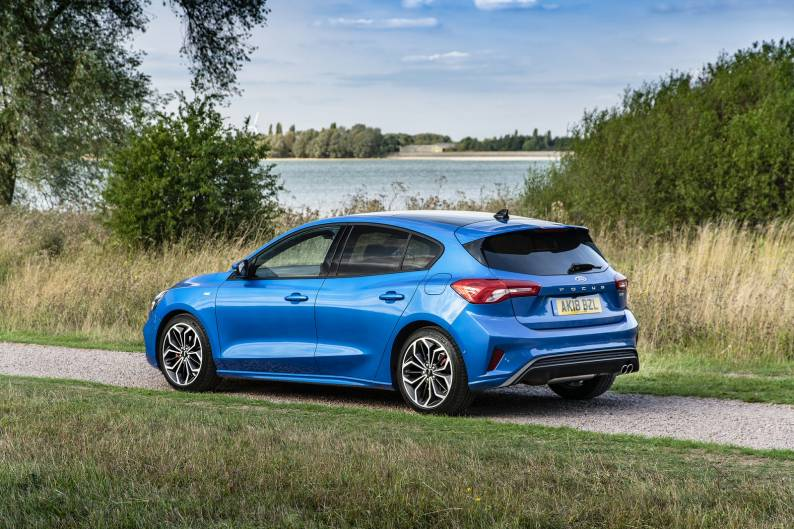 Ford Focus 1.0 EcoBoost review