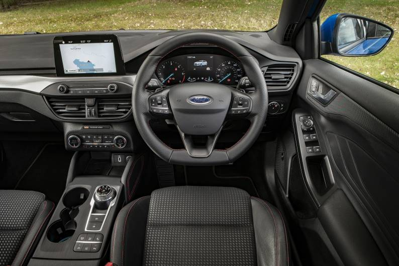 Ford Focus 1 0 Ecoboost Review Car Review Rac Drive