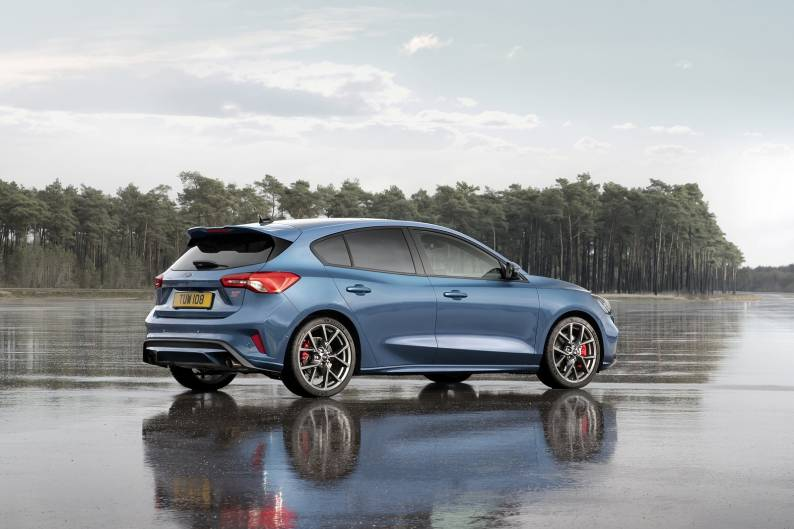 Ford Focus ST review