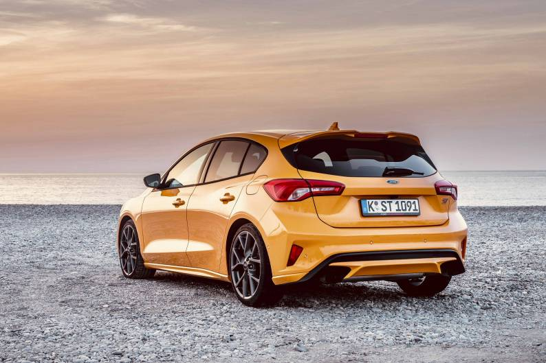 Ford Focus St >> Ford Focus St Review Car Review Rac Drive
