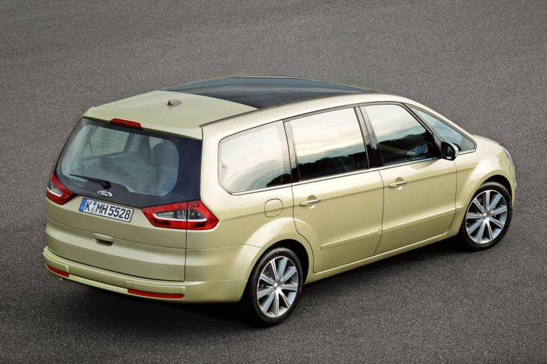 Ford Galaxy (2006 - 2010) used car review