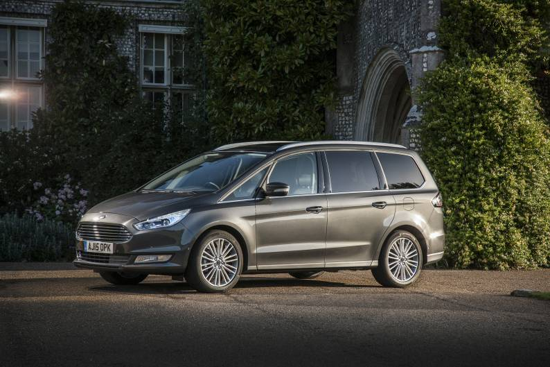 Ford Galaxy review