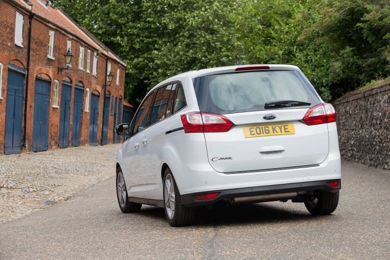 Ford Grand C-MAX review