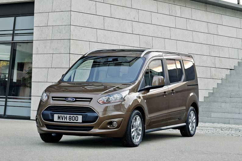 Ford Grand Tourneo Connect Review Car Review Rac Drive