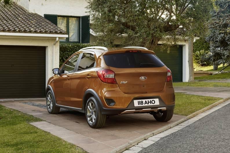 Ford KA+ Active review