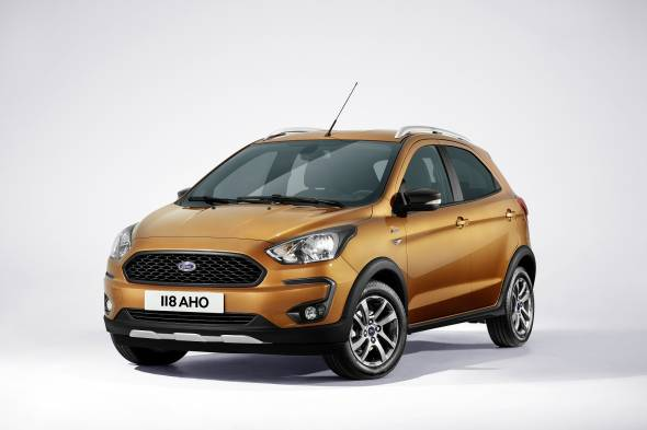 Ford Ka Active Review