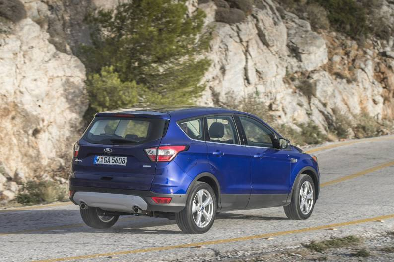 Ford Kuga   Tdci Review