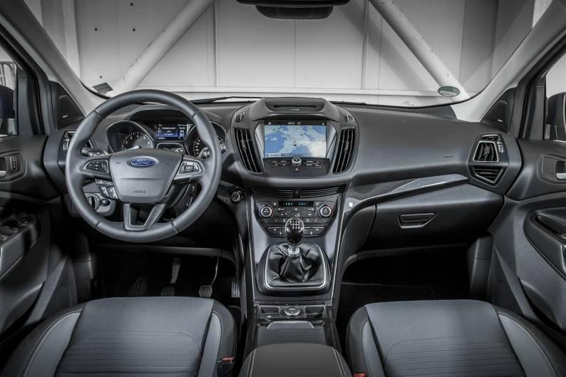 Ford Kuga 2.0 TDCi review