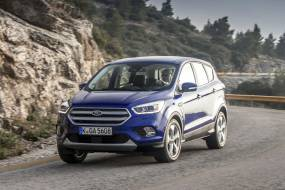 Ford Kuga 2.0 TDCi review