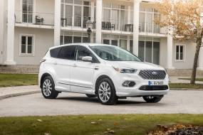 Ford Kuga Vignale review