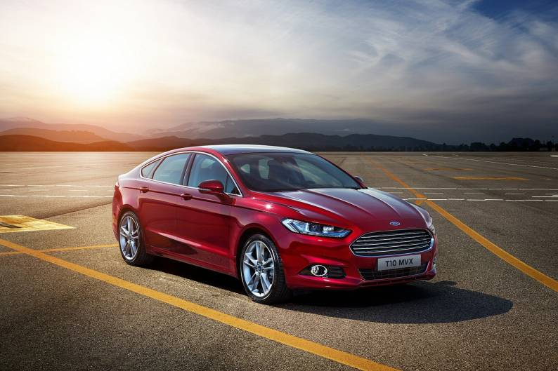 Ford Mondeo 2 0L EcoBlue 150PS review   Car review   RAC Drive