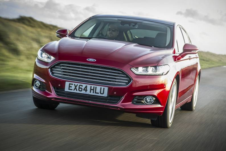 Ford Mondeo  Ps Review