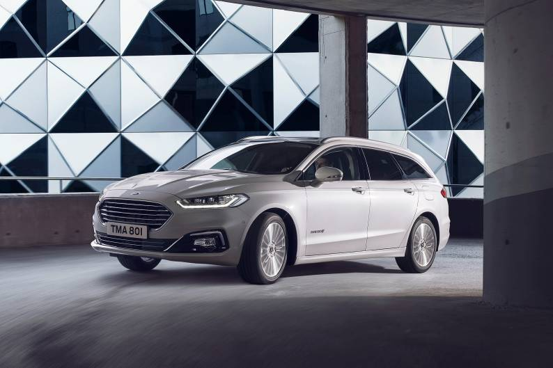 Ford Mondeo Estate review