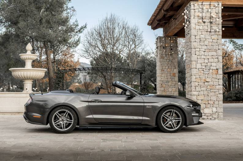 Ford Mustang Convertible review