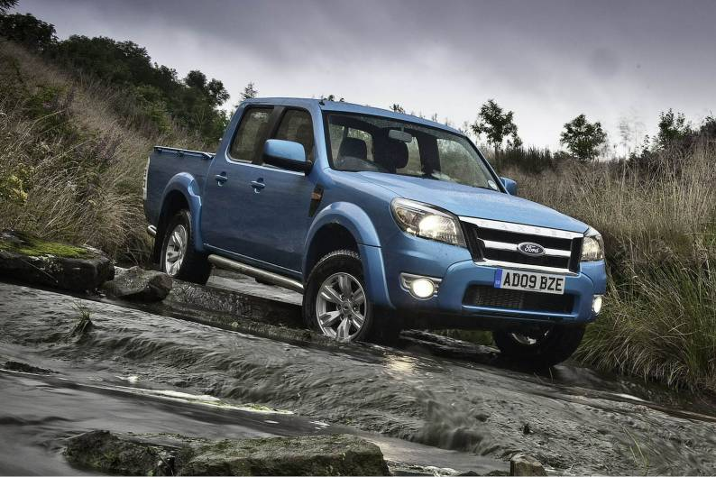 Ford Ranger (2009 - 2012) used car review | Car review | RAC Drive