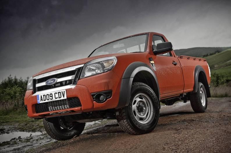 ford ranger 2012 review