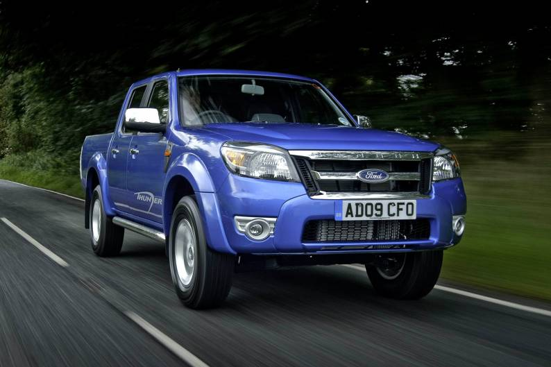 Ford Ranger (2009 - 2012) used car review