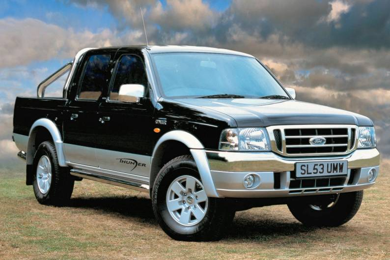 Ford ranger 1999 2006 used car review car review for Who picks up used motor oil
