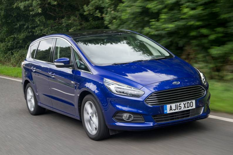 Ford S-MAX review