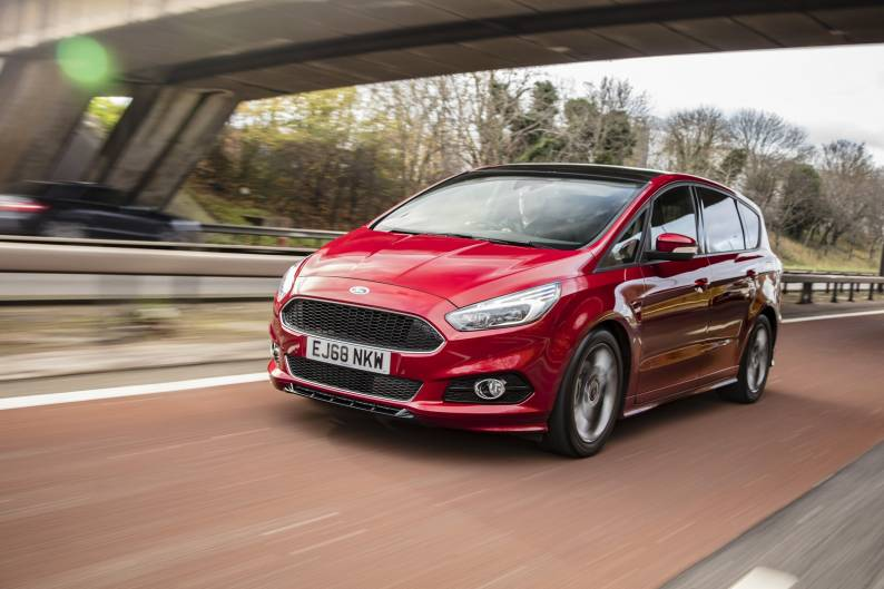 Ford S-MAX 2.0 EcoBlue 190PS review