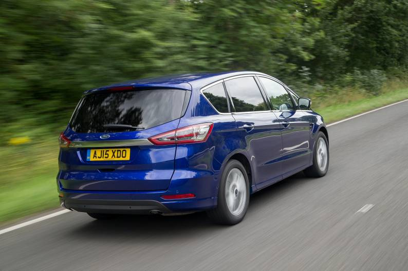 Ford S-MAX 2.0 TDCi 180PS review