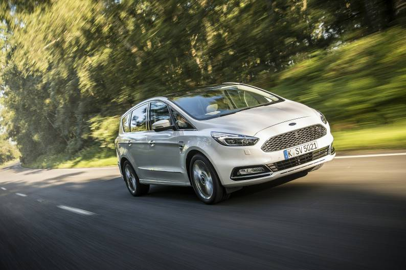 Ford S-MAX Vignale review