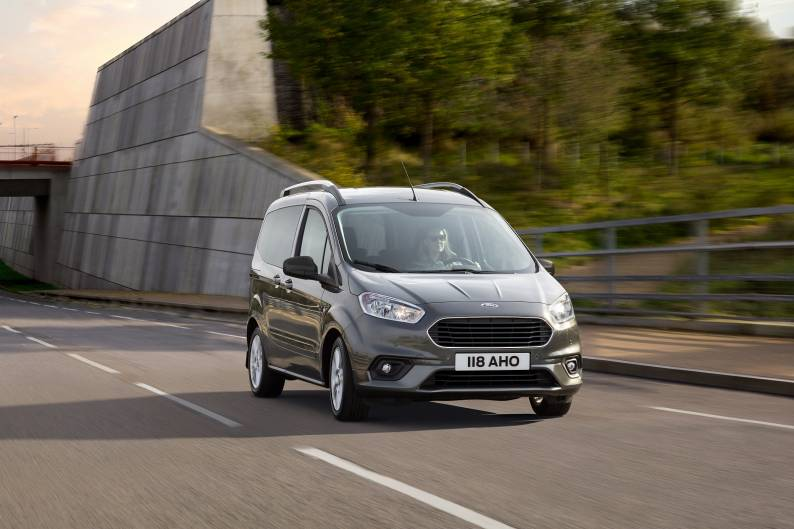 Ford Tourneo Courier review