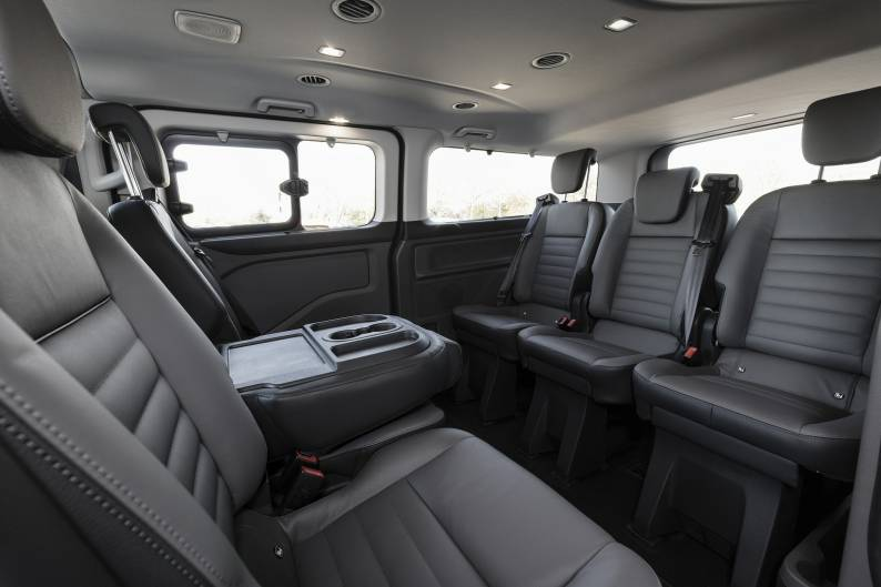 Ford Tourneo Custom Review Car Review Rac Drive