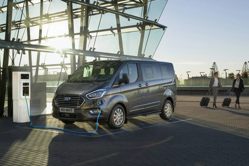 Ford Tourneo Custom review | Car review | RAC Drive