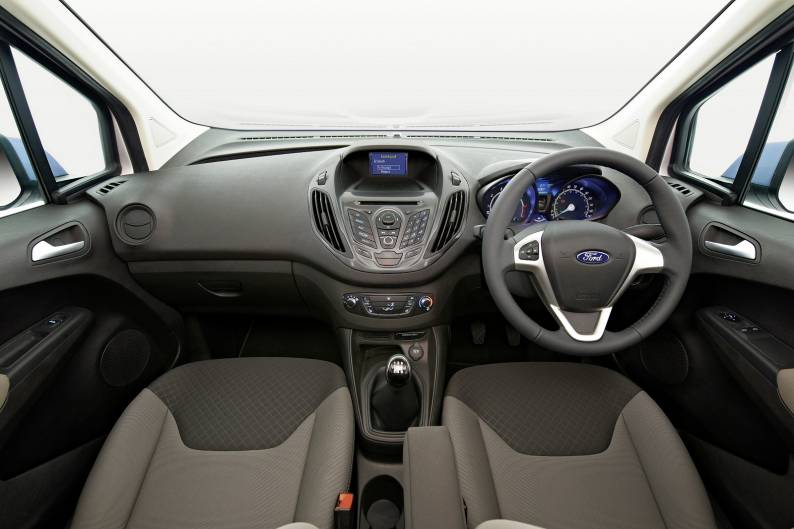 Ford Transit Courier review