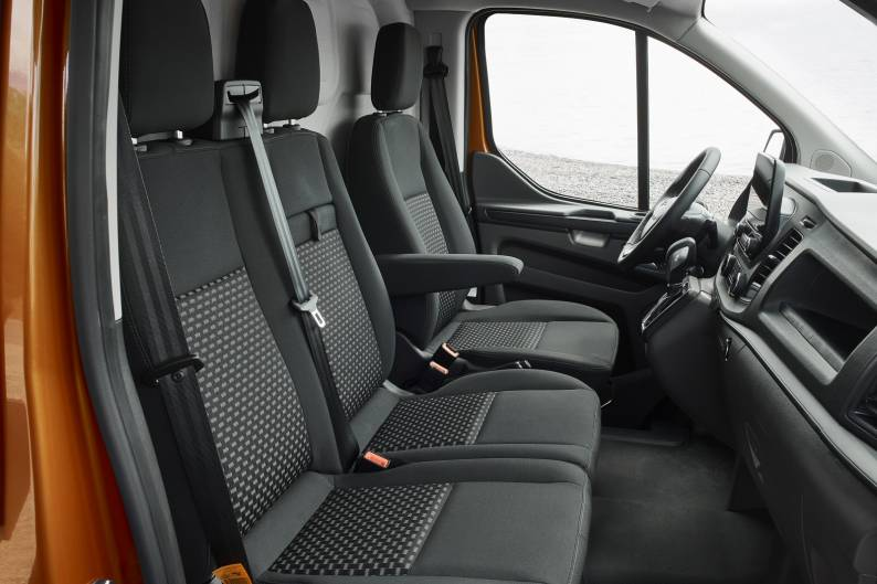 Ford Transit Custom review