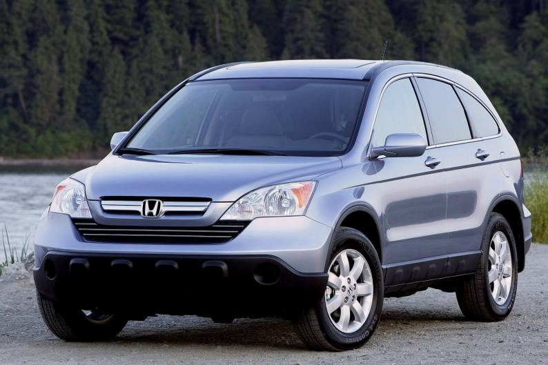 honda cr v 2006 2009 used car review car review rac drive. Black Bedroom Furniture Sets. Home Design Ideas