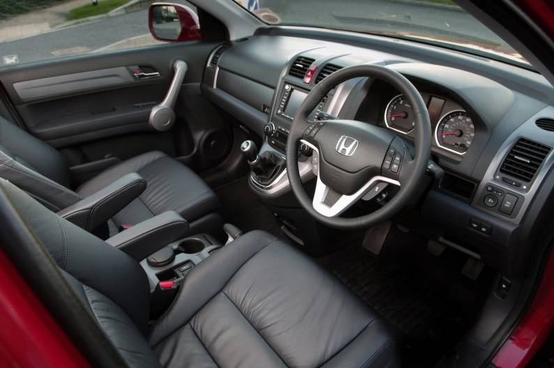 Best Value Used Suv >> Honda CR-V (2006 - 2009) used car review | Car review ...