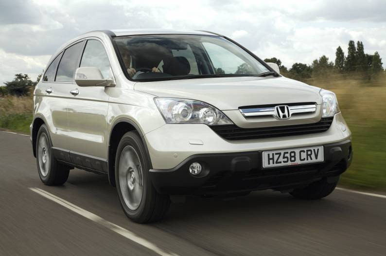 2009 honda cr v review