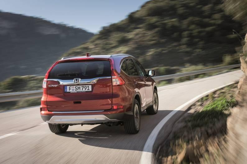 Honda CR-V 1.6 i-DTEC review