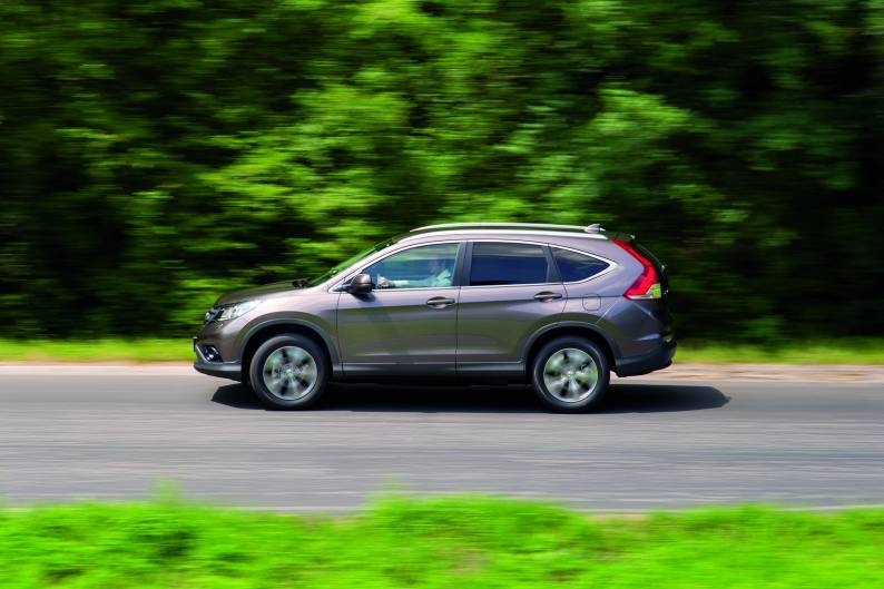 Honda CR-V (2013-2015) used car review | Car review | RAC Drive