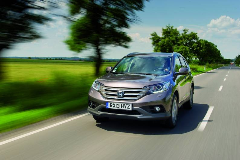 ... Honda CR V (2013 2015) Used Car Review ...