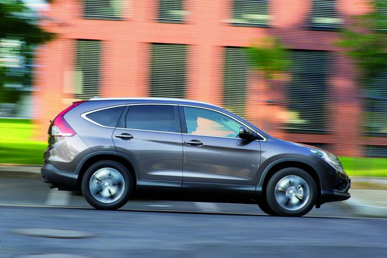 Honda Cr V 2013 2015 Used Car Review Car Review Rac