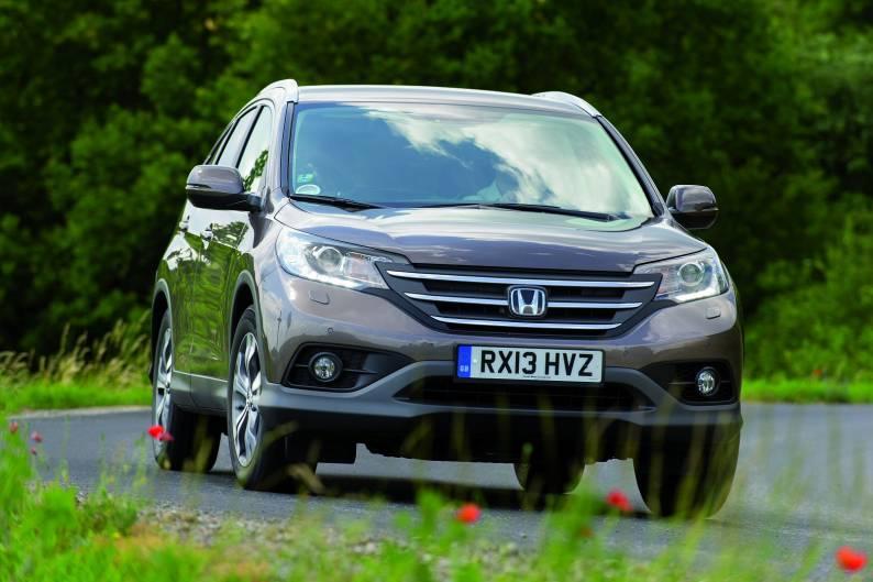 Honda CR-V (2013-2015) used car review