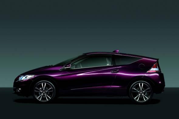 Honda CR-Z (2013 - 2014) used car review