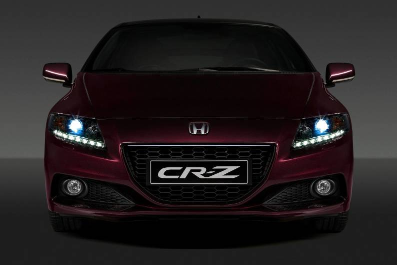 ... Honda CR Z (2013   2014) Used Car Review ...
