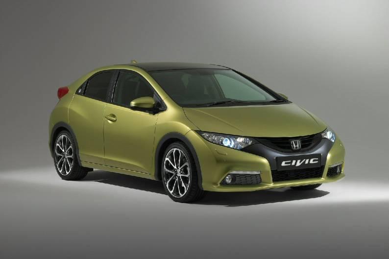 Honda Civic 2011  2015 used car review  Car review  RAC Drive
