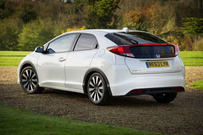 ... Honda Civic (2011   2015) Used Car Review ...