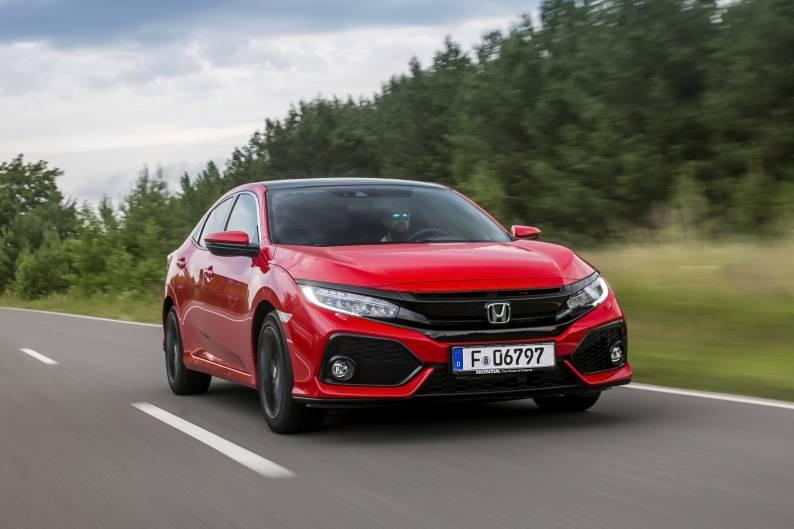 Honda Civic 1 6 i-DTEC review | Car review | RAC Drive