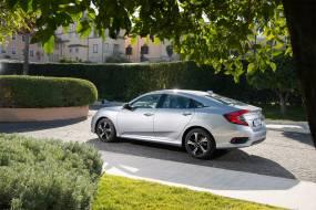Honda Civic four-door review