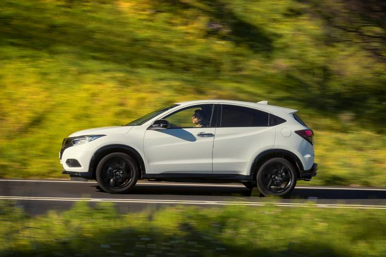 Honda HR-V review