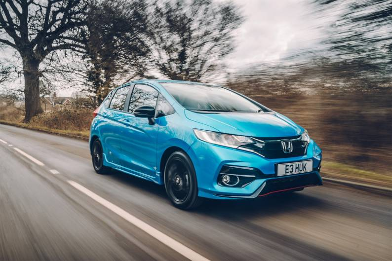 Honda Jazz 1.5i VTEC Sport review