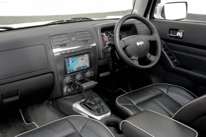 Hummer H3 2007 2010 Used Car Review Car Review Rac Drive