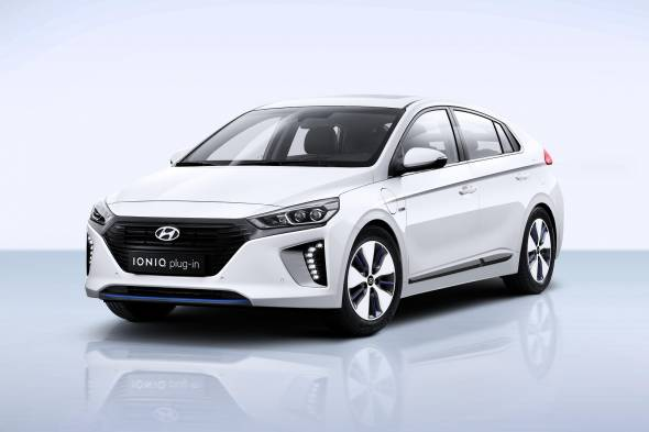 Hyundai IONIQ Plug-In review