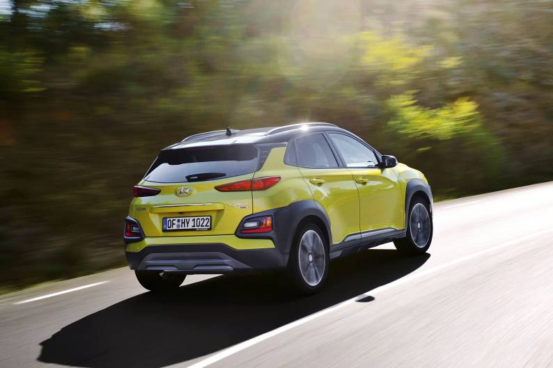 Hyundai Kona review | Car review | RAC Drive